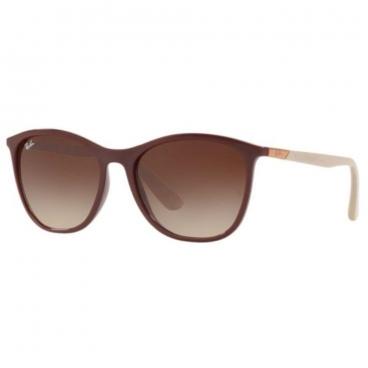 Óculos de Sol Ray-Ban RB4317L 639413 56-18 Vinho