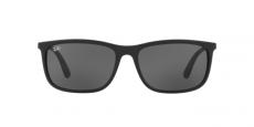 Óculos de Sol Ray-Ban Rb4328l 601s87 63-17 Preto Fosco