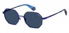 Óculos de Sol Unissex Polaroid PLD6067/S PJPC3 Polarizado