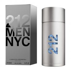 Perfume 212 Men NYC Carolina Herrera Masculino 100ml  Eau De Toilette