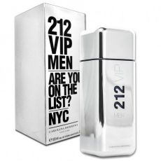 Perfume 212 Vip Men Carolina Herrera Masculino 100ml Eau de Toilette
