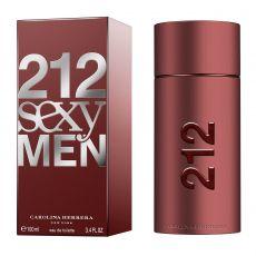Perfume Carolina Herrera 212 Sexy Men Masculino 100ml Eau de Toilette