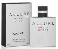 Perfume Chanel Allure Homme Sport Men Masculino 100ml Eau de Toilette