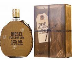 Perfume Diesel Fuel For Life Men Masculino 125ml Eau de Toilette