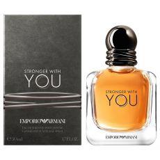 Perfume Giorgio Armani Stronger with You Masculino 50ml Eau de Toilette