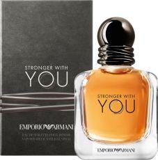 Perfume Stronger With YOU Emporio Armani Masculino 100ml Eau de Toilette