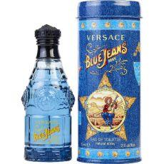 Perfume Versace Blue Jeans Masculino 75ml Eau de Toilette