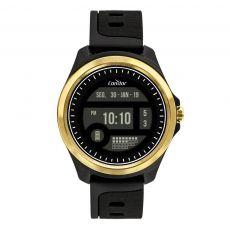 Relógio Condor Masculino Digital + COKW05CAA/8D preto e dourado Dez Mostradores