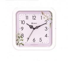 Relógio de Parede Analógico Herweg Branco 660081 021