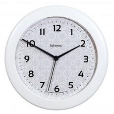 Relógio de Parede Analógico Herweg Branco 660090 021