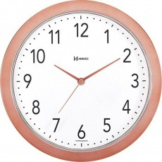 Relógio de Parede Analógico Herweg Rosê 660074 309