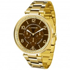 Relógio Feminino Lince LMGJ068L M2KX Multifunção
