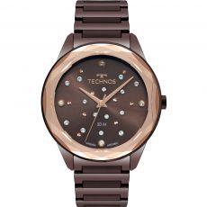 Relógio Feminino Technos 2036mkj/4m