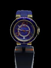 Relógio Garrido&Guzman Feminino GG2060LSGBL/58 - Azul