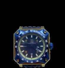 Relógio Garrido&Guzman Masculino GG2056GSGBL/03 - Azul