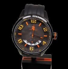 Relógio Garrido&Guzman Masculino Preto GG2036GSB/17