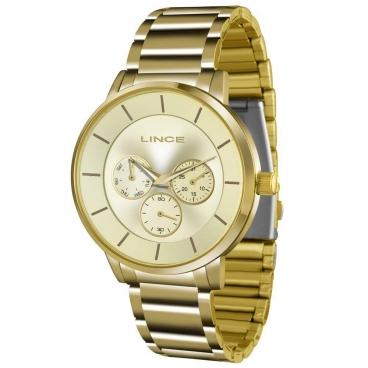 Relógio Lince Feminino Lmgj054l C1kx