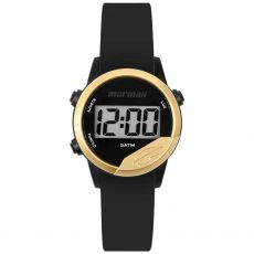 Relógio Mormaii Unissex MO4100AD/8D Silicone Digital