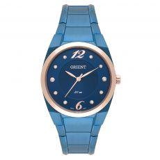 Relógio Orient Feminino Azul FASS0001 D2DX 596713