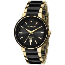 Relógio Technos 2115krs/4p Ceramic Com Vidro Safira