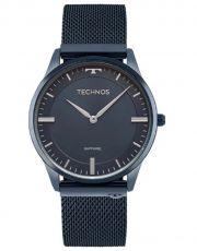 Relógio Technos Classic Slim Unissex 9T22AN/4A Azul