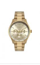 Relógio Technos Classic Steel Gold 6p29ajn/4x