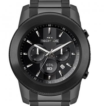 Relógio Technos Connect 3+ M1AB/4P Smartwatch