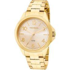 Relógio Technos feminino 2035mek/4x elegance