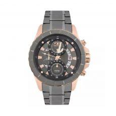 Relógio Technos Legacy js15el/4c Grafite e Rose