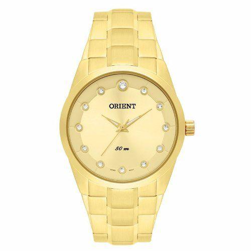 Relógio Orient Feminino - Fgss0073 C1kx