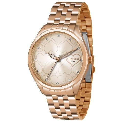 Relógio Lince Feminino Lrr4481l R1rx