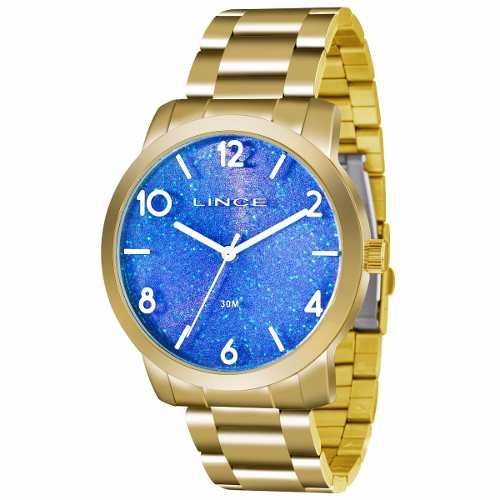 Relógio Lince Feminino - Lrg4366l A2kx
