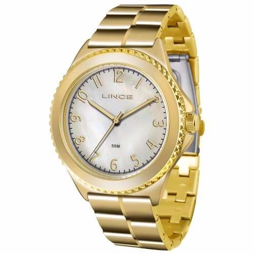 Relógio Feminino Lince Lrg4429l B2kx
