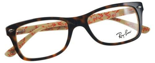 Armação De Óculos Ray-ban Rb 5228 5057 53-17 140