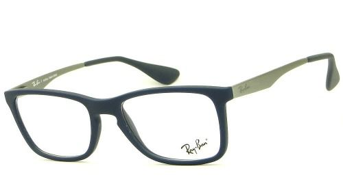 Armação De Óculos Ray-ban Rb 7072l 5587 54-18 140