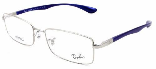 Armação De Óculos Ray-ban Rb 6286 2502 54-17 140