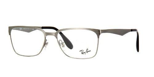 Armação De Óculos Ray-ban Rb 6344 2553 56-17 145