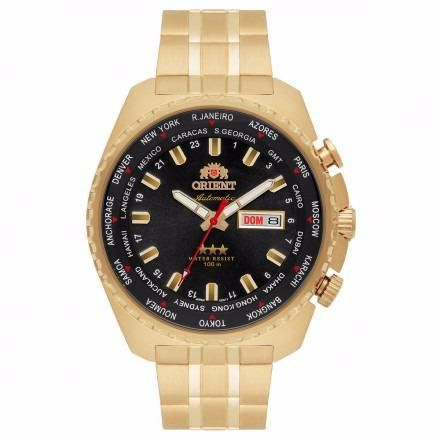 Relógio Orient Masculino Automático Sport 469gp057 P1kx