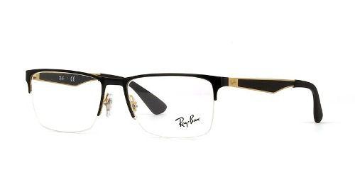 Armação De Óculos Ray-ban Rb6335 2890