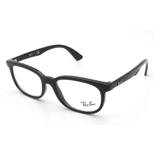 a91b7cedc0534 Armação Óculos De Grau Infantil Ray-ban Rb 1584 3542 - Omega Ótica e ...