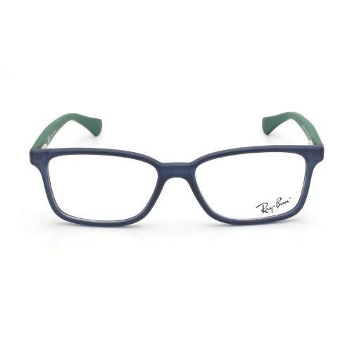 7f949485a16a6 Armação Óculos De Grau Infantil Ray-ban Rb1572l 3718 - Omega Ótica e ...