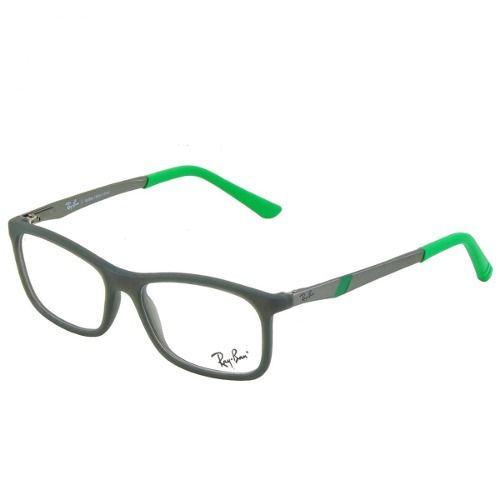 14b020349 Armação Óculos De Grau Infantil Ray-ban Rb1538l 3683 - Omega Ótica e ...