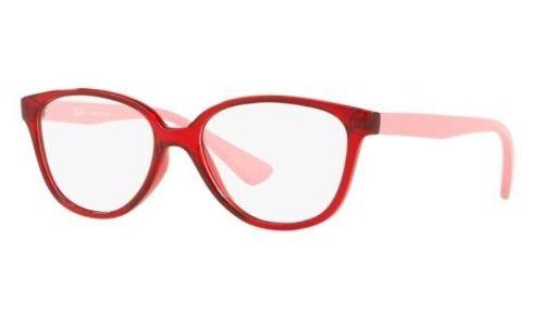 02beef5e0a44e Armação Óculos De Grau Infantil Ray-ban Rb 1582l 3755 - Omega Ótica ...