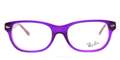 9b3fea46c08bc Armação Óculos De Grau Infantil Ray-ban Rb 1555 3666 - Omega Ótica e ...