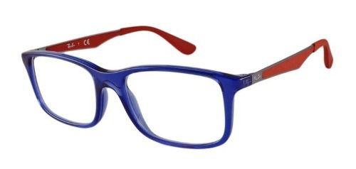 c9e5dc8c619dc Armação Óculos De Grau Infantil Ray-ban Rb 1570 3721 - Omega Ótica e ...