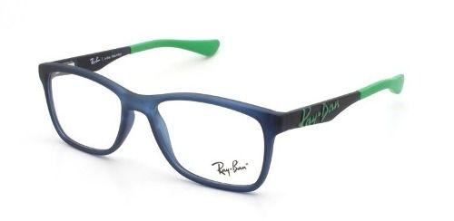Armação Óculos De Grau Infantil Ray-ban Rb 1556l 3688 - Omega Ótica ... 8647e49060