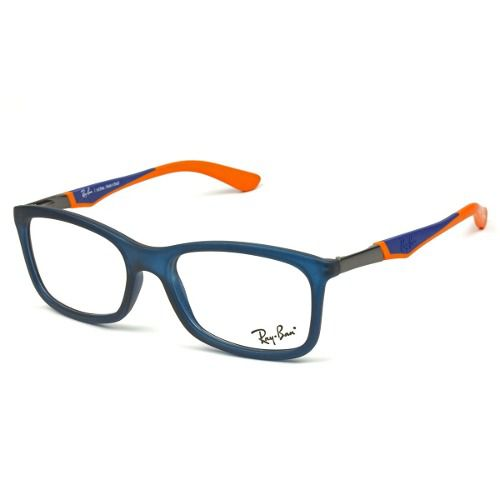 be16138867d27 Armação Óculos De Grau Infantil Ray-ban Rb 1542l 3626 - Omega Ótica ...