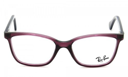 9d1757ed7 Armação Óculos De Grau Infantil Ray-ban Rb 1574l 3738 - Omega Ótica ...