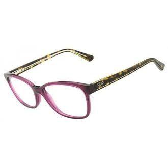 Armação Óculos De Grau Infantil Ray-ban Rb 1571l 3713