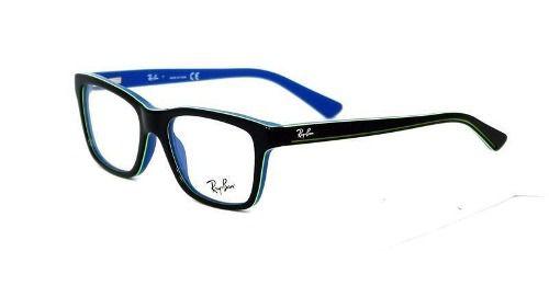 267eaa79c Armação De Óculos Infantil Ray-ban Rb1536 3600 - Omega Ótica e ...